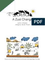 A Zust Change - By Bhavani