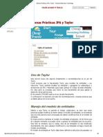Buenas Prácticas JPA y Taylor - Heinsohn Business Technology