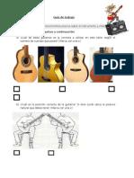 Guía de Trabajo (Guitarra)