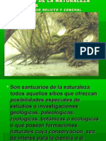 Descripcion Ecologica Santuario de La Naturaleza Las Petras. Autor Guillermo Heredia Brito