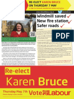 Rothwell News local election 2015