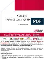 Proyecto Plan Logistica Regional