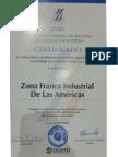 ZFILA es certificada por el Ministerio de Trabajo