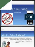 cyber bullying  (1)