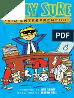 Billy Sure, Kid Entrepreneur