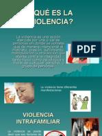 POWER POINT QUÉ ES LA VIOLENCIA.ppt