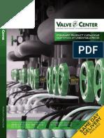 Valve Center Brochure