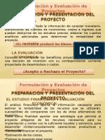 07 Presenta Teorica Estudio Financiero y Eval Economica