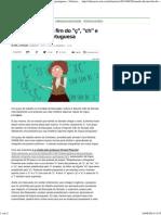 Notícia - Alterações No Português