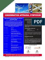 2015 WCAI Condemnation Appraisal Symposium (June 3, 2015)