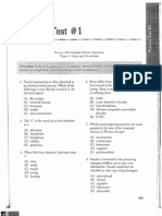 official practice test to take home print to page 14