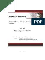 (Ingeniería Industrial Estudio Del Trabajo, Estandares, Diseño Del Trabajo y Ergonomía Cap2)