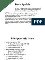 Bank Syariah vs Bank Konvensional