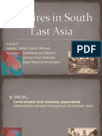 Empires in South East Asia