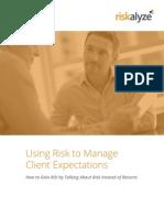riskalyze client expectations whitepaper