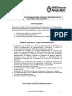 Asociaciones_cooperadoras Escuelas Rurales