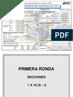 Formulario ECV 6R
