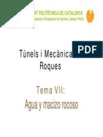 TMR Clase7 Agua y Macizo Rocoso