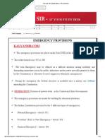 KALYAN SIR_ EMERGENCY PROVISIONS.pdf