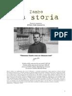 ZANNONI Poesie in Romanesco