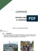 Presentacion Capii.1 El Transporte 2014