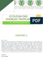 Ecologia Das Doenças Tropicais