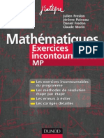 J.Freslon, J.Poineau, D.Fredon, C.Morin-Mathematiques Exercices incontournables (MP)-DUNOD (2010).pdf