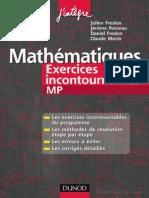 J.Freslon, J.Poineau, D.Fredon, C.Morin-Mathematiques Exercices incontournables (MP)-DUNOD (2010).pdf
