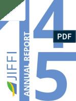 JIFFI Annual Report 2014-15