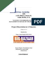 Amrit Dissertation Report(1)