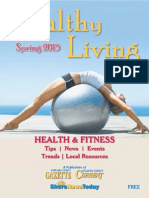 Healthy Living Spring 2015