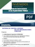 Present Ac i on Charla Control Inter No