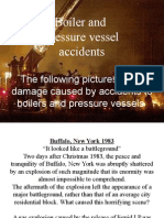 Boiler Safety Accidents
