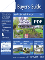 Coldwell Banker Olympia Real Estate Buyers Guide May 2nd 2015