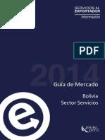Guia Mercados Bolivia 2014 (PromPeru)
