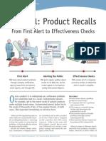 FDA101 ProductRecalls PDF