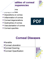 Diseases of Cornea
