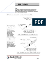 Training RTD Theory