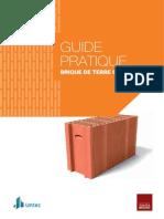 Guide Pratique Brique de Terre Cuite FFTB UNTEC