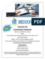 Accounting Technician