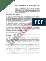 Propuesta del PSOE andaluz sobre vivienda (PDF)