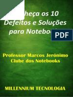 eBook 10 Defeitos Solucoes Notebooks