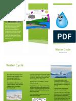 watercycle brochure