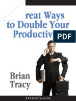 Double Your Productivity Report