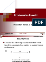 Cryptography Al Hamadi