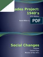 decades project