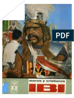 1967 - Libro Oficial de Fiestas de Moros y Cristianos de Ibi