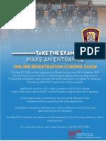 FEMS EMT Entrance Exam