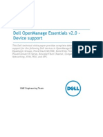Dell OpenManage Essentials Device Support.pdf