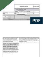 1.1 Plan Curricular Anual matematicas 2015